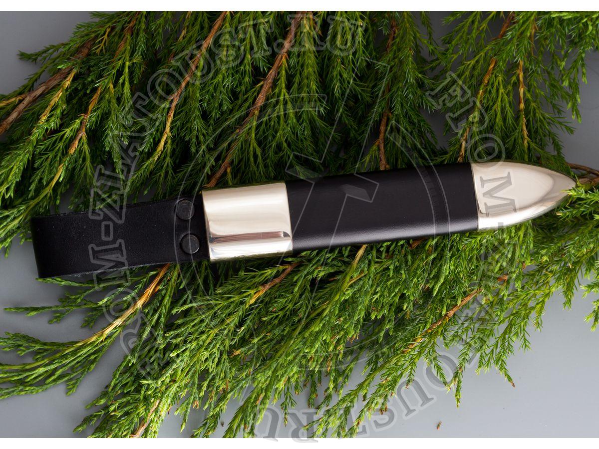 Ножны комбинированные к ножу Штрафбат. Мельхиор