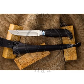 Ножны дополнительные кожаные к ножу Финка lappi