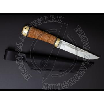 Ножны дополнительные кожаные к ножу Лиса