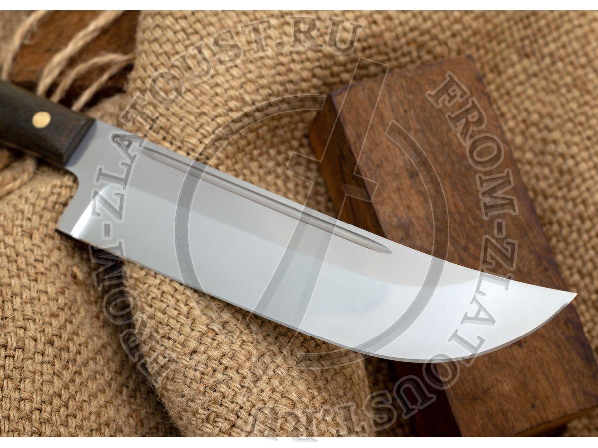 Пчак-Н. Рукоять текстолит. Цельнометаллический. Сталь 95Х18