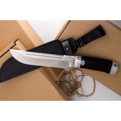 Ножны дополнительные кожаные к ножу Робинзон-1