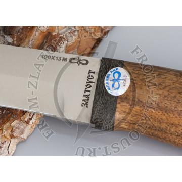 Шаман-1. Рукоять орех. Сталь 95Х18