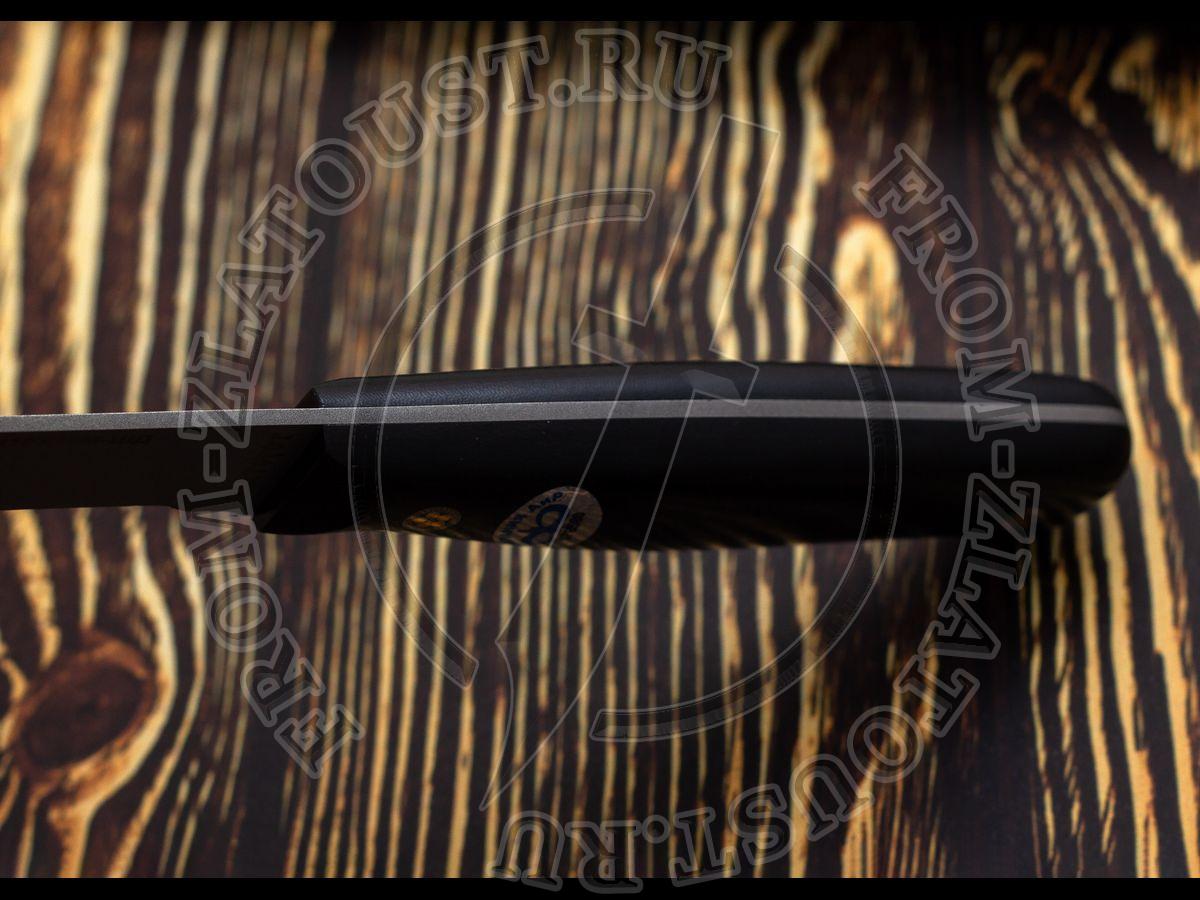 Заноза. Цельнометаллический. Текстолит. Мозаичные пины. Пескоструйная обработка. Сталь 95Х18