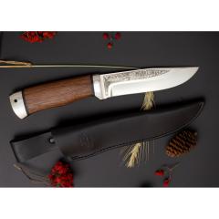 Ножны дополнительные кожаные к ножу Турист
