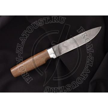 Нож булатный Лапшина №1