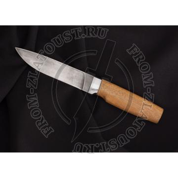 Нож булатный Лапшина №3