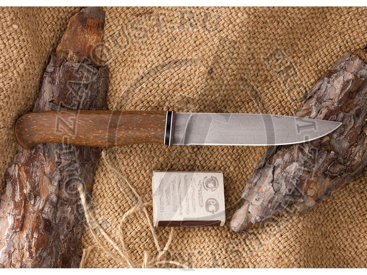 Нож булатный Лапшина №4