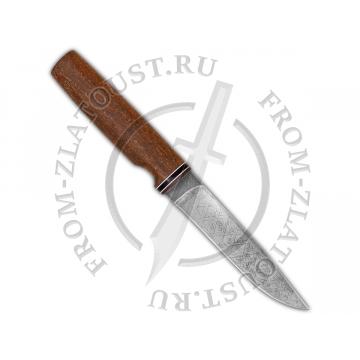 Нож булатный Лапшина №5