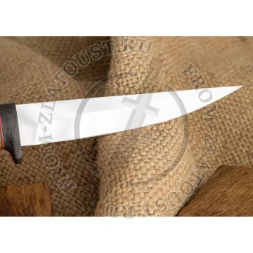 Амиго. Рукоять орех. Сталь ЭИ-107. Без гравировки