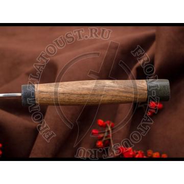 Рыбацкий-3. Рукоять орех. Сталь 95Х18