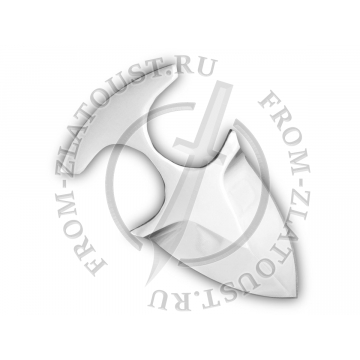 Скорпион-3. Сталь ЭИ-107