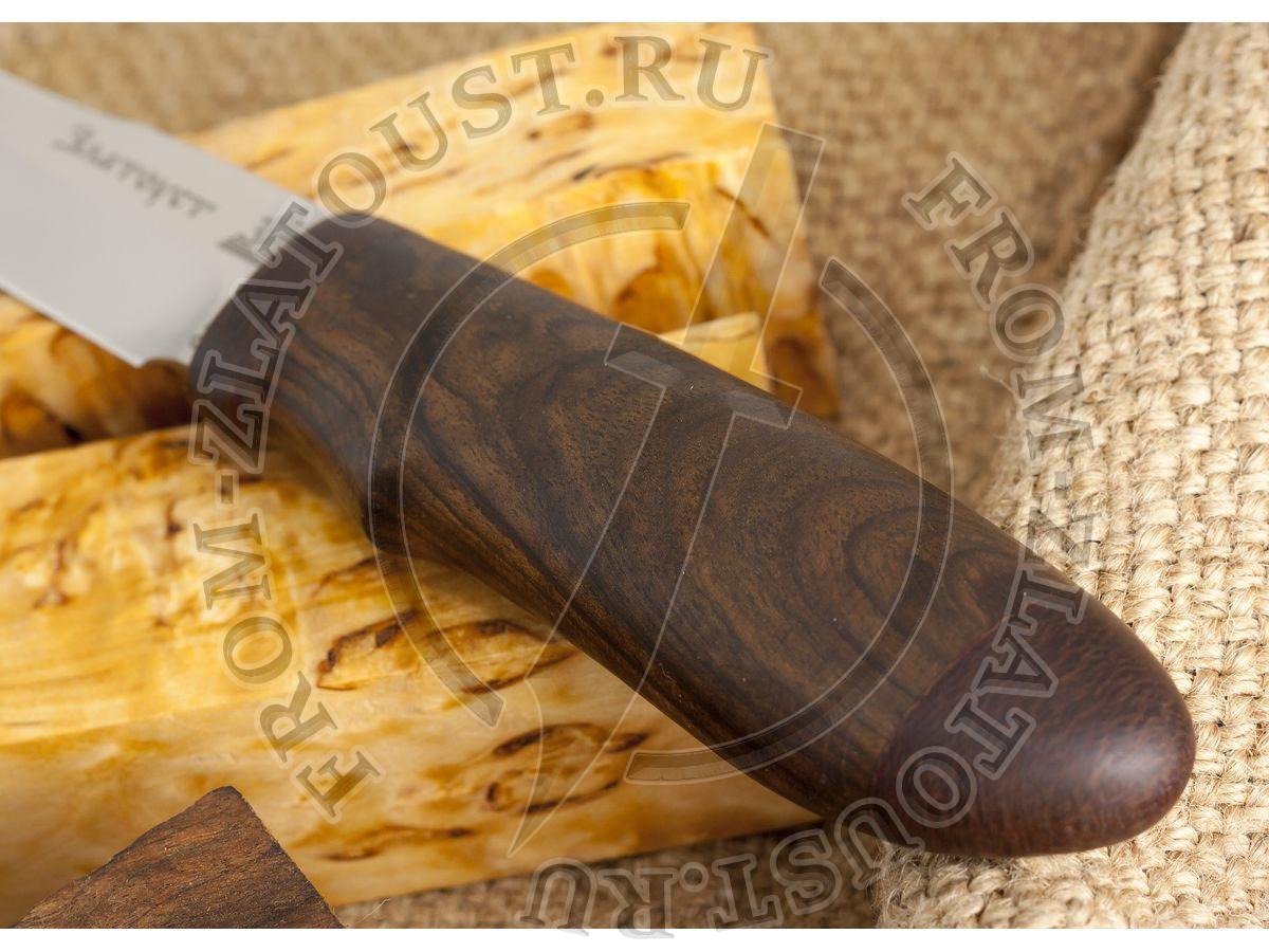 Пижон. Рукоять орех. Сталь 95х18