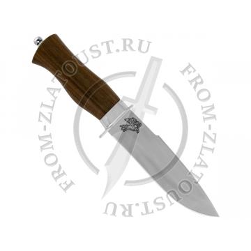 Горностай-3. Рукоять орех. Сталь ЭИ-515