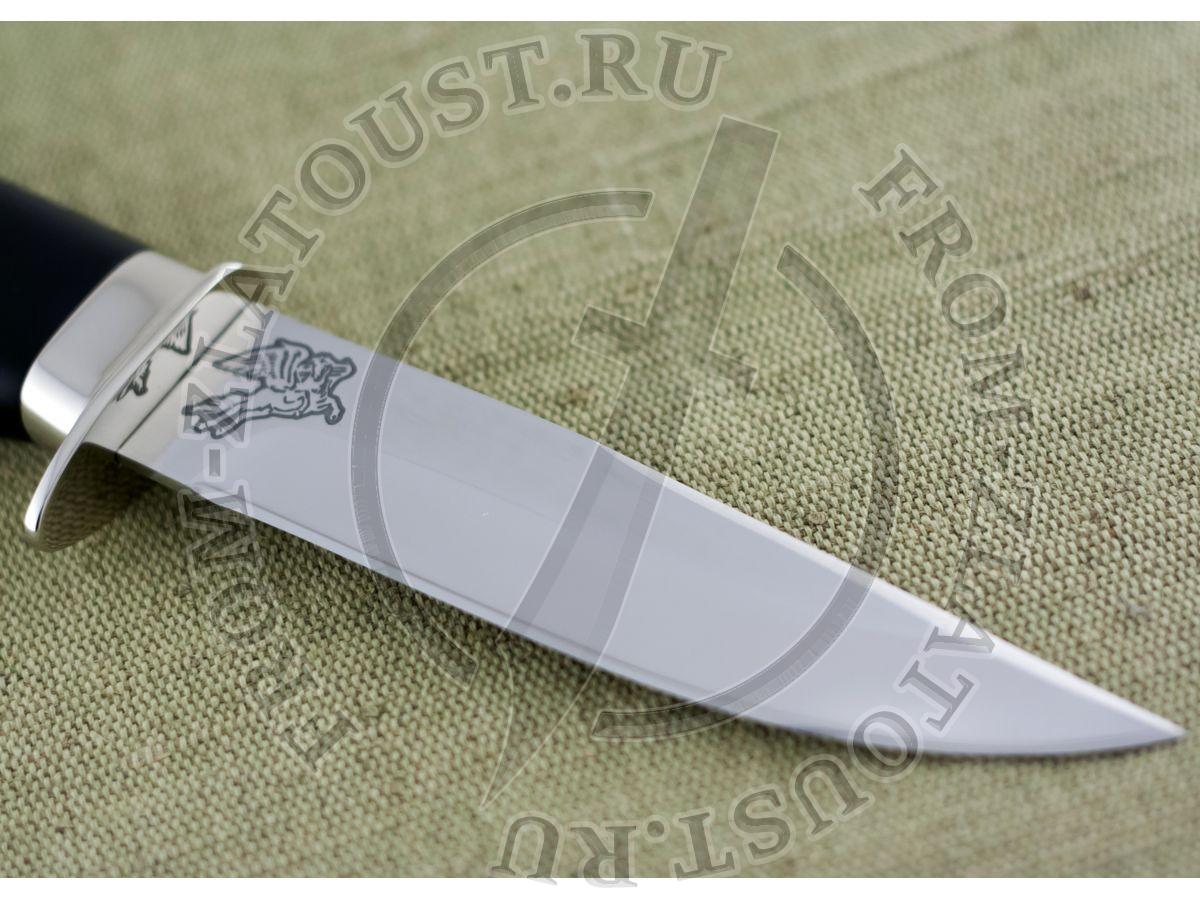 Бекас-1. Рукоять полимерное покрытие. Сталь ЭИ-515