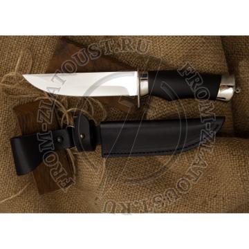 Спец. Рукоять дерево с полимерным покрытием. Сталь ЭИ-515. Без гравировки