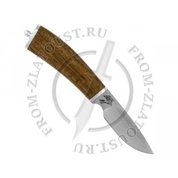 Малек-1. Рукоять орех. Сталь ЭИ-515