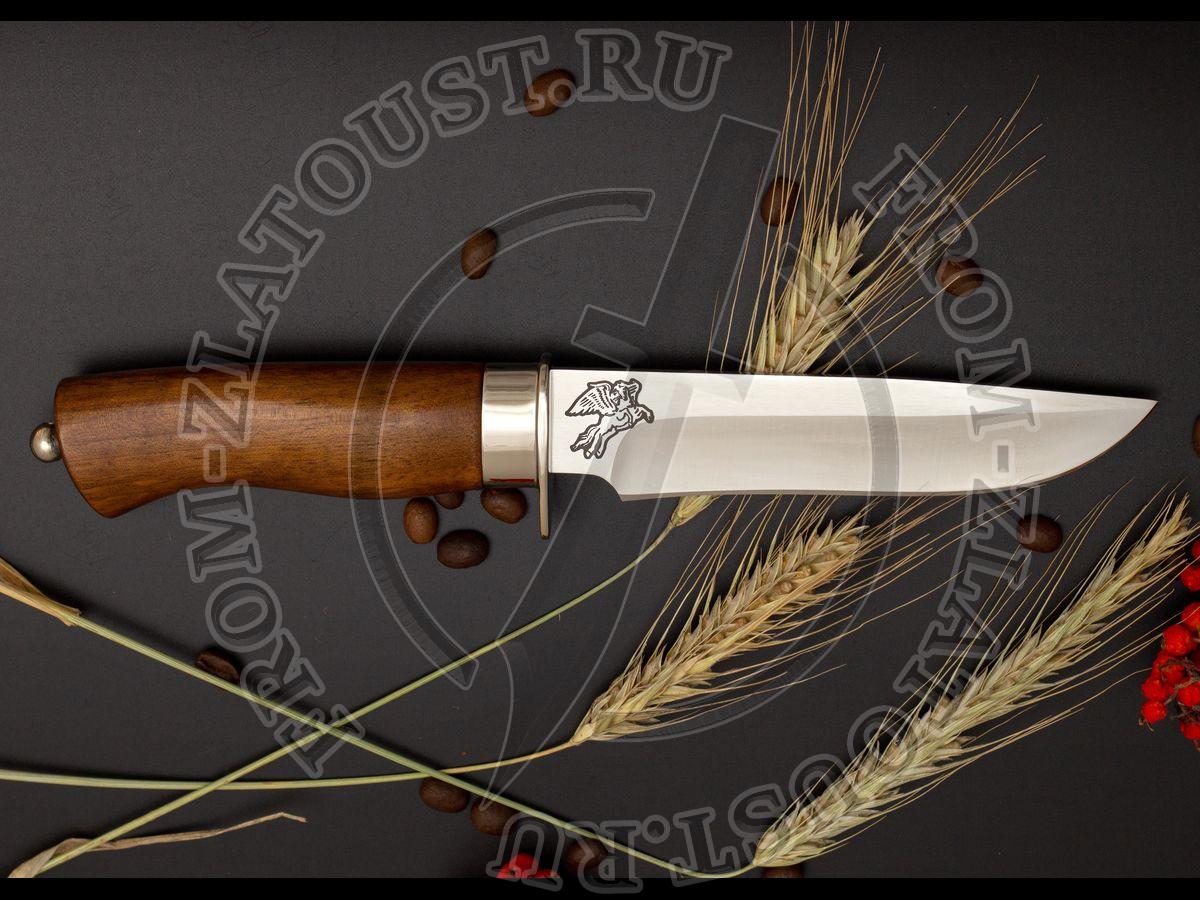 Волчонок-2. Рукоять орех. Сталь ЭИ-515