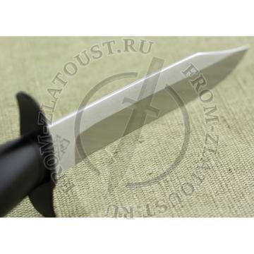 Нож разведчика НР-40. Сталь ЭИ-107