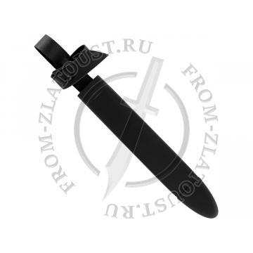 Черный нож. НР-40.Танковый. Сталь ЭИ-107