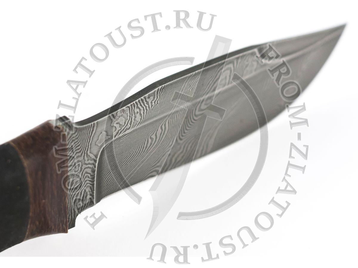 Н59. Рукоять микропора. Дамаск
